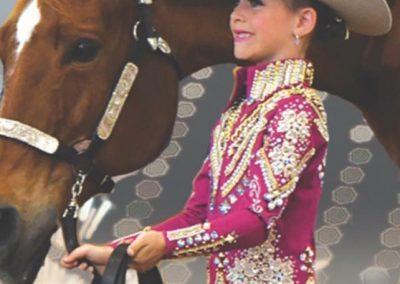 Lil Cowgirl qual 9